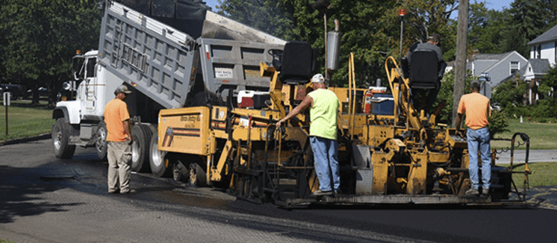 Asphalt Paving Company & Seal Coating | A Davis Paving 530-806-3458